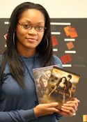 Maya Jones wins Twilight and New Moon DVDs