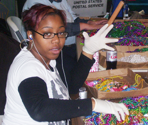 NOLA Bead Sorting