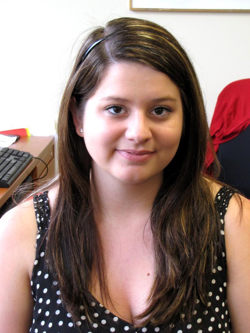 Jerica Bennett, SGA President