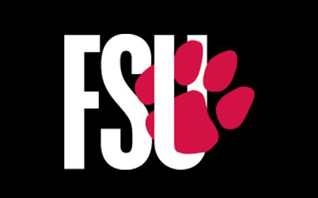 Frostburg Logo with Paw