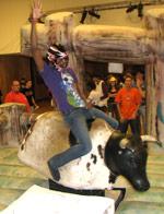 Riding the Mechanical Bull