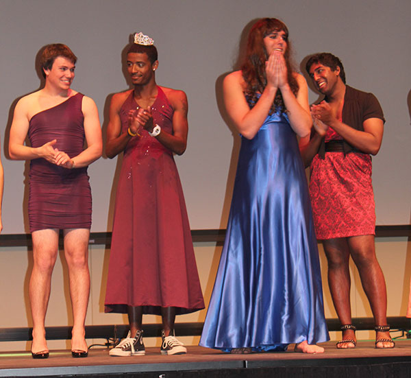 Womanless Beauty Pageant Contestants