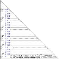 Perfect Corner Ruler