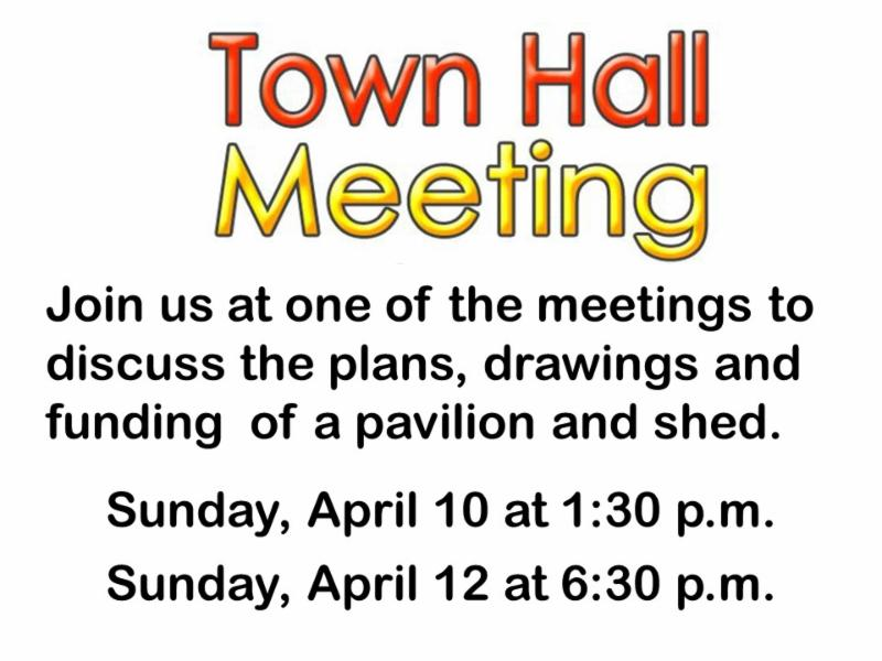Town Hall 2016