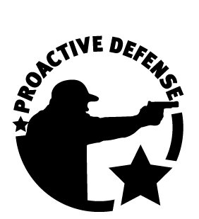 Proactive Defense  Rnd logo