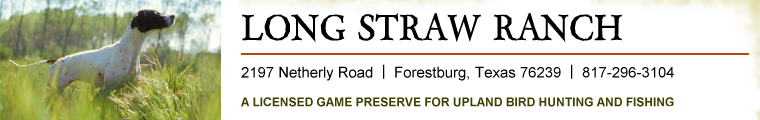 Longstraw Ranch Logo