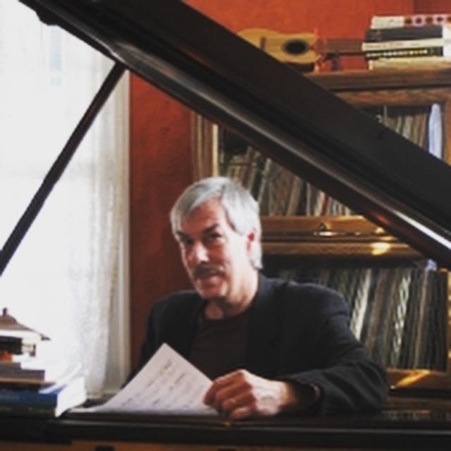 Composer Donald Stark