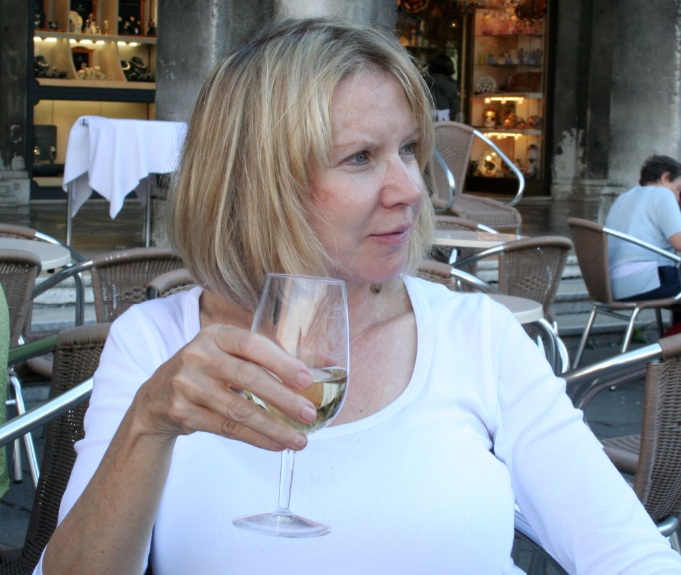 Playwright Joanne Hoersch