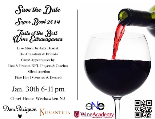 8 NJ Wine Event