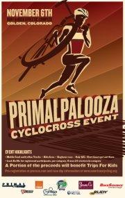 Primal Race Poster