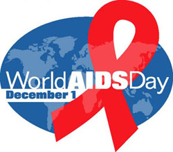 World AIDS Day logo 2011