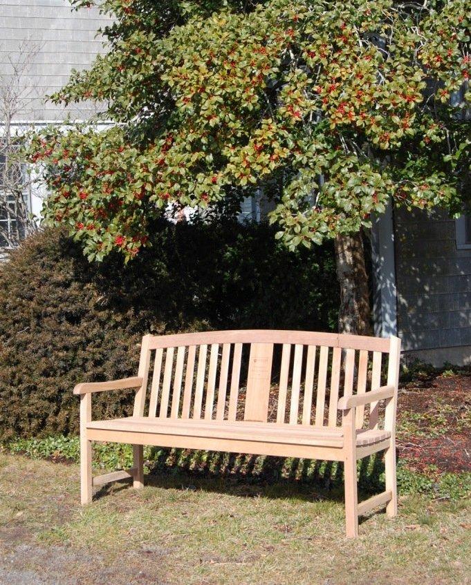 Garden Club Bench