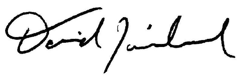 david zwiebel signature