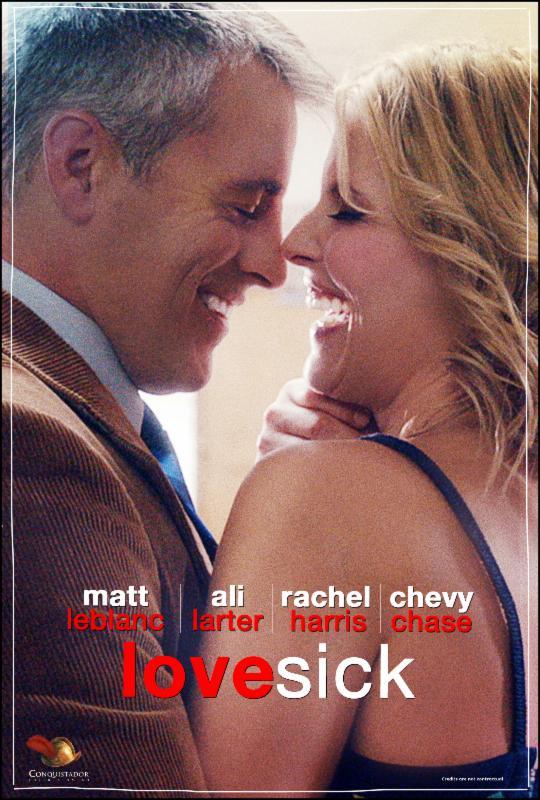 Lovesick (2014) [English] SL DM - Matt LeBlanc, Ali Larter, Rachael Harris, Chevy Chase, Ashley Williams and Kristen Johnston