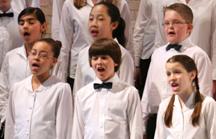 Choral singers