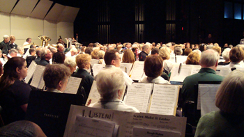 NHB combined concert