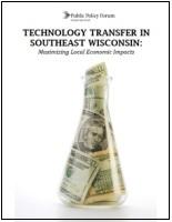 Tech Transfer Report Cover