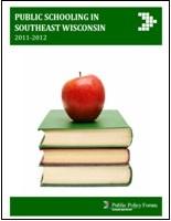 2012 Schooling Report Cover