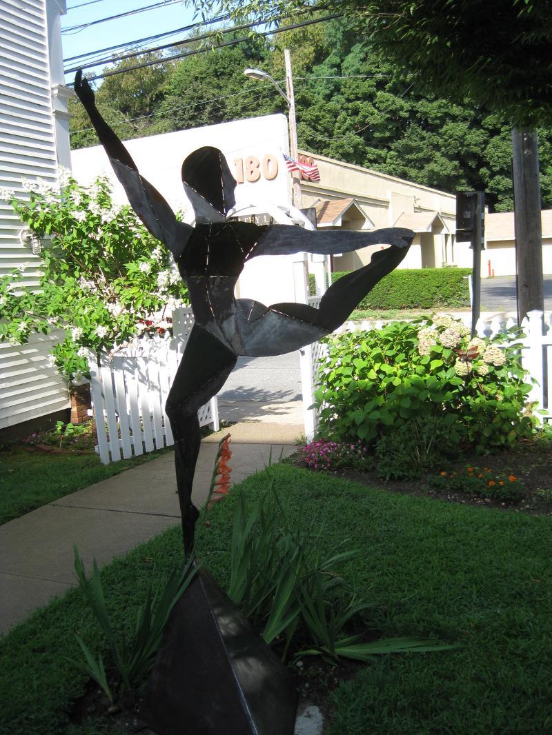 HLT Woman Sculpture