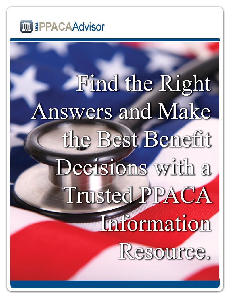 PPACA Compliance Brochure