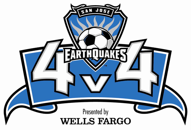 Earthquakes 4v4 Logo