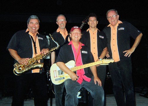 The Hot Rods Band