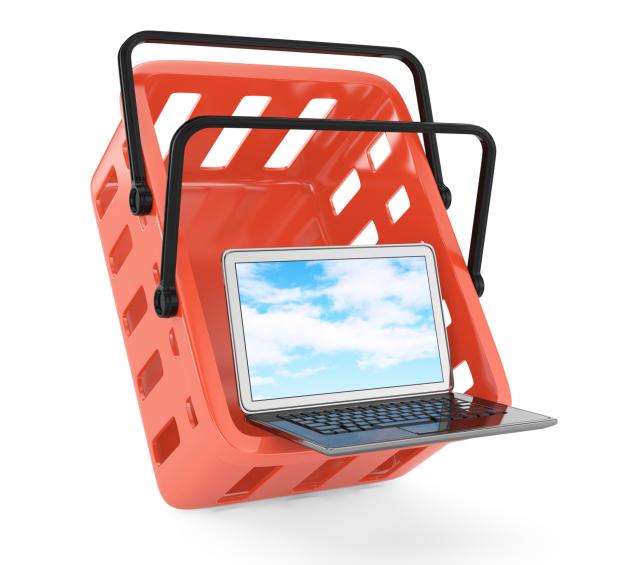 computer shopping