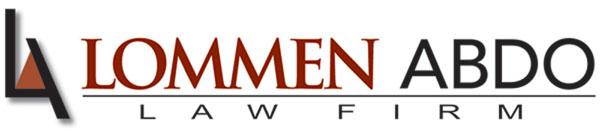 Lommen Abdo logo