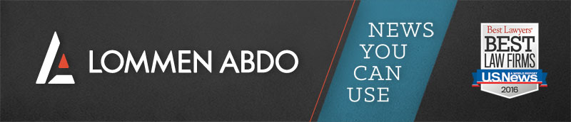 Lommen Abdo Newsletter Logo