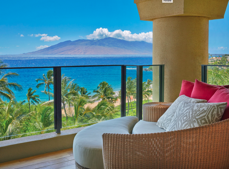 Four Seasons Maui Maile Presidential Suite