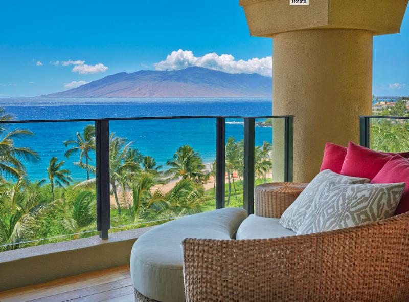 Four Seasons Maui Maile Presidential Suite