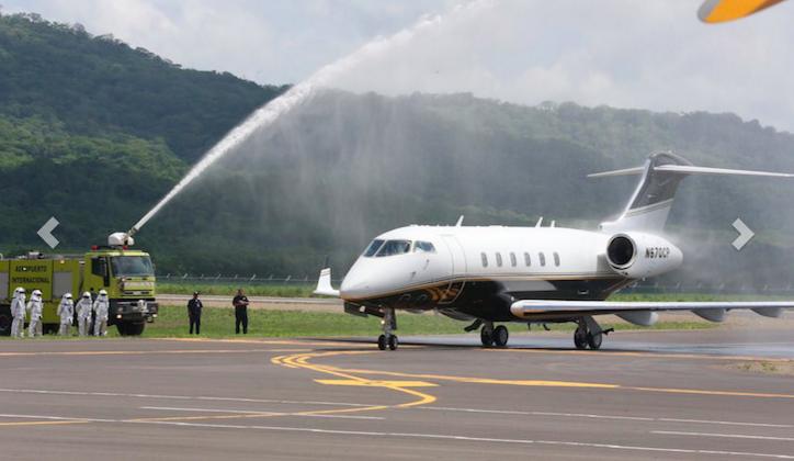 Aeropuerto Costa Esmeralda is 10 minutes from the award-winning Mukul Resort on Nicaragua's Pacific Coast.
