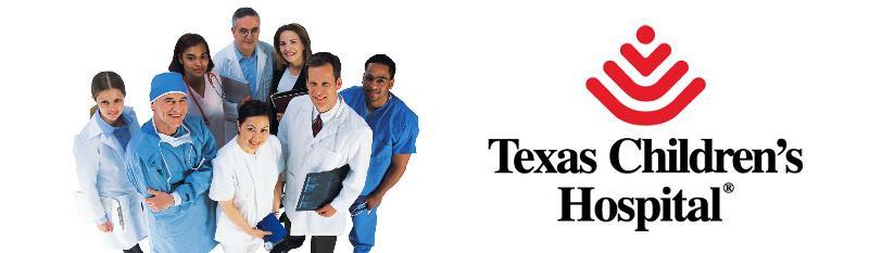 Texas Children's Tech Summit Banner