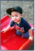 Amari; Madonna's Grandson