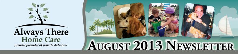 August Header Image