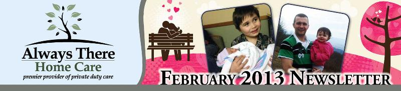February 2013 Header Image