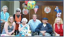Marianna's 98th Birthday
