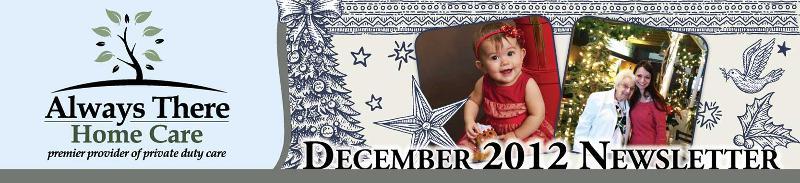 December Header Image