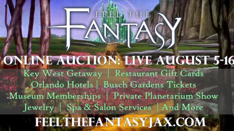 Feel the Fantasy Online Auction