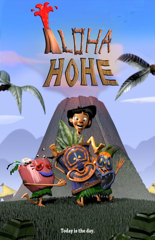 Aloha HeHe Poster