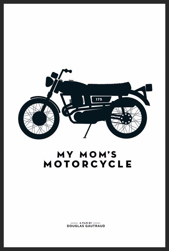My Mothers Motorcycle