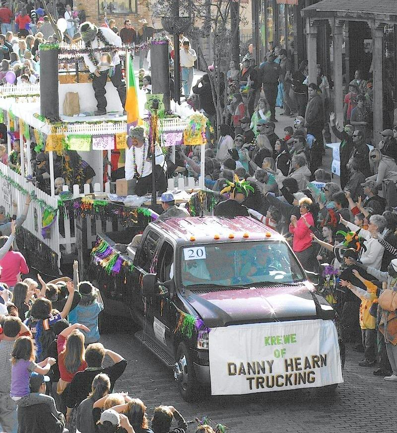Mardi Gras Parade Picture