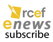 Subscribe to RCEF eNews
