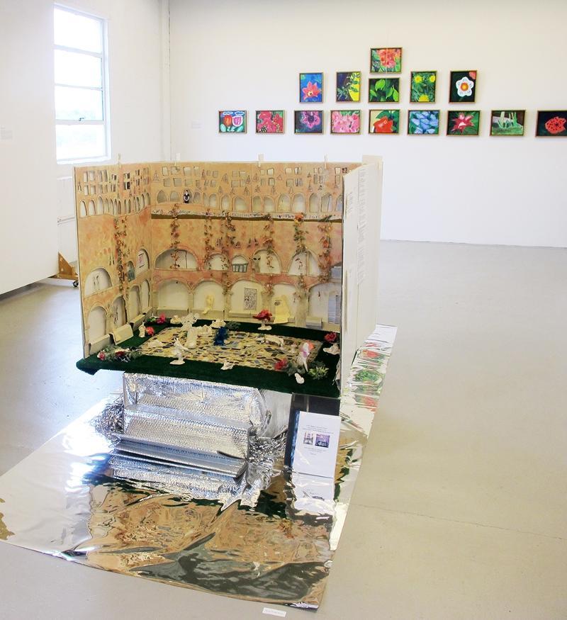 Isabella Stewart Youth Gallery AAMARP