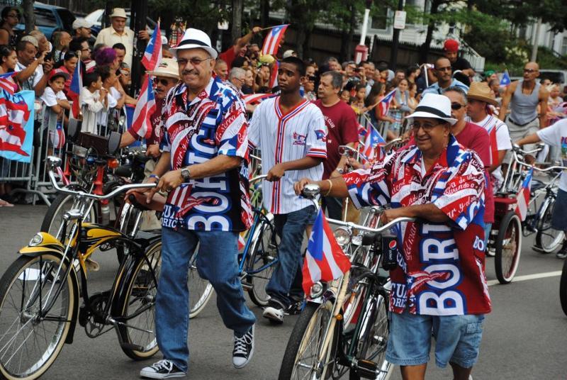 Puerto Rican Parade 2012