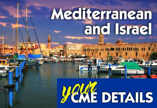 Mediterranean + Israel