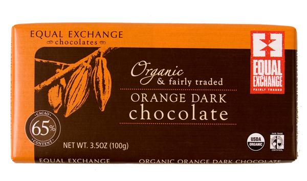EE Chocolate dark-orange