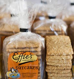 Effie's Oat Cakes