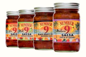 Number 9 Salsa