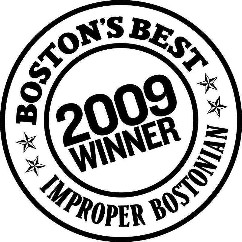 Improper Bostonian Award 2009